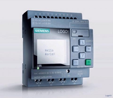 Логические модули LOGO!8 с идентификатором FS:04