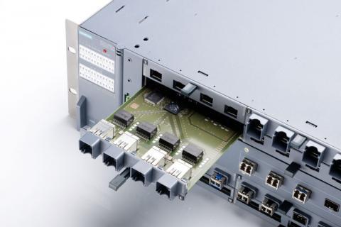 Промышленные Ethernet - коммутаторы  SCALANCE