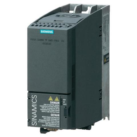 SINAMICS G120C - инновационные преобразователи частоты в компактном исполнении