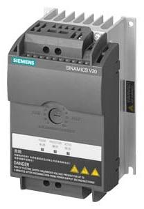 Модуль торможения для SINAMICS V20.